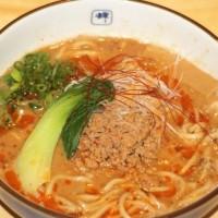 辛味噌担々麺