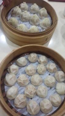 台北の小籠包
