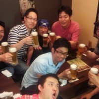 会議後の飲み会